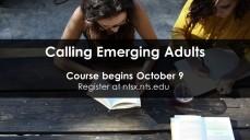 CallingEmergingAdults